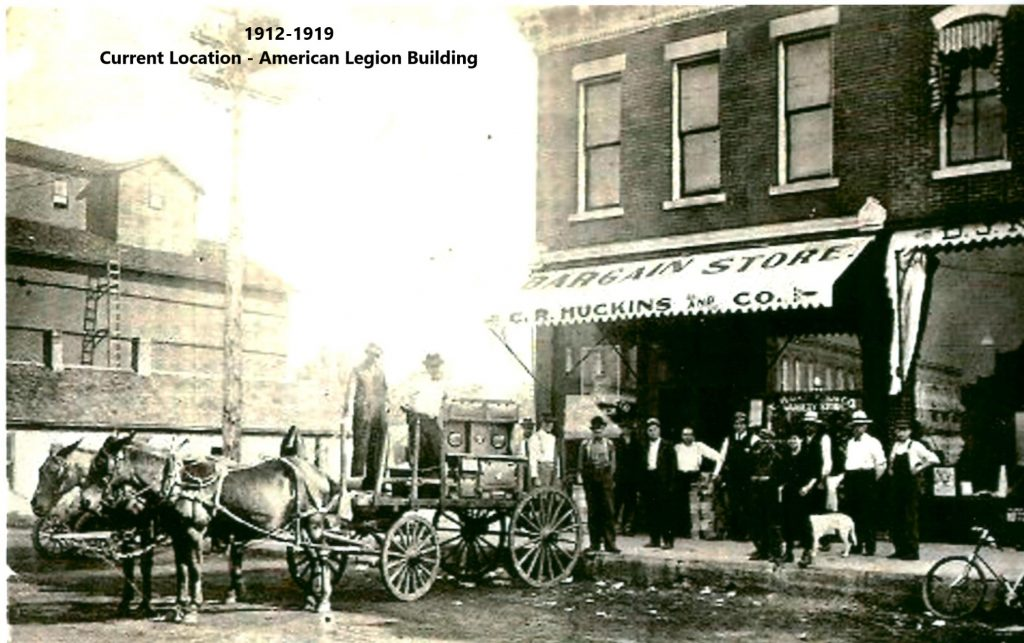 Earlville Community Historical Society – A historical review of